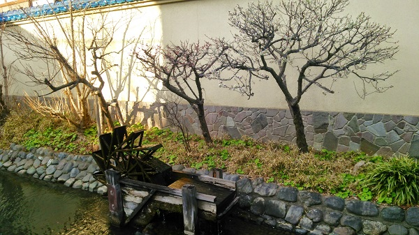 大田区、六郷用水